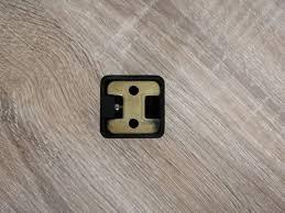 Wall Mounted Bathroom Accessories Noble Square Matte Black Bathroom Robe Towel Hook Homegear