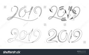 thanksgiving 2019 new year 2019 abstract designs stock vector 507970759 shutterstock