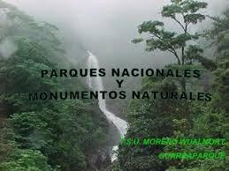 imagenes monumentos naturales de venezuela presentación parques nacionales y monumentos naturales de venezuela