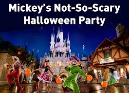 mickey s not so scary halloween party mickey u0027s not so scary halloween party lake buena vista resort