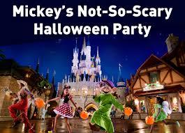 scary halloween party mickey u0027s not so scary halloween party lake buena vista resort