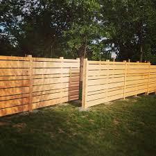 Backyard Fence Ideas Diy Wooden Backyard Fence Hometalk