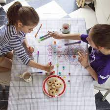 3 coloring tablecloths kids toy gifts