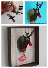 Reindeer Christmas Decorations Make by 292 Best Diy Christmas Ornaments Images On Pinterest Christmas
