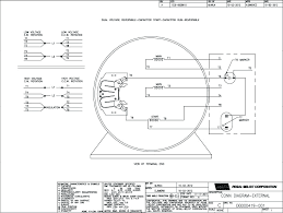 emerson compressor motor wiring diagram doerr electric motors