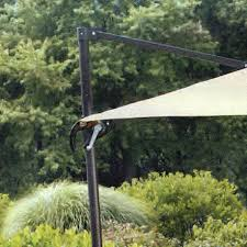 Umbrella Replacement Canopy by Walmart 2013 Square Offset Umbrella Replacement Canopy Garden Winds