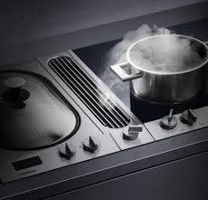 gaggenau downdraft ventilation vario 200 series revuu