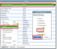 use and customize form templates quickbooks learn u0026 support