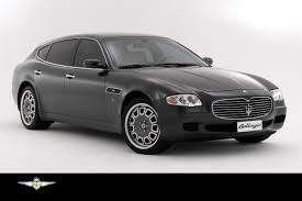 maserati price 2008 rare maserati quattroporte bellagio fastback up for sale
