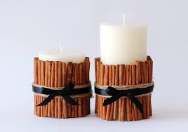 smells like home candles diy cinnamon candles that look great and smell even better