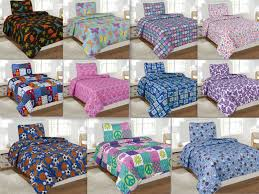 Girls Bedroom Quilts Boys Twin Quilt