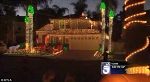 The Grinch Christmas Lights Christmas Decorated Houses In Orange County U2013 Home Design And