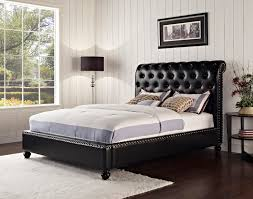 Ashley Furniture Beds Bedroom Upholstered Bed Frame King Upholstered Sleigh Bed