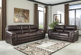 Ashley Furniture Zelladore Canyon Stationary Living Room Group