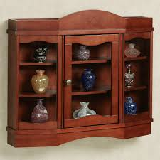 Wall Cabinets Curio Cabinet Hanging Curio Display Cabinet Wall Cabinets