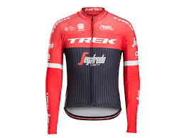 cycling coat professional cycling team wear trek bikes