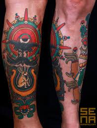 aztec u2014 senaspace art gallery u0026 private tattoo new york new york
