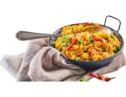 riz cuisiné riz cuisiné à l espagnol surgelé 450 g livré chez vous par