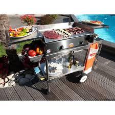 cuisine à la plancha électrique plancha électrique atlantide e680 mirichaud achat en ligne