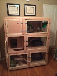 Make Rabbit Hutch Best 25 Rabbit Hutch Plans Ideas On Pinterest Cages For Rabbits