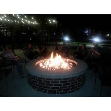 Gas Fire Pit Ring by Shop Hearth Products Controls Round Stainless Steel Fire Pit Burners