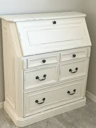how to refinish a desk how to refinish furniture with chalk paint a mom s take