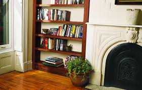 Free Built In Bookcase Woodworking Plans by How To Build A Bookcase This Old House