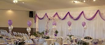 decoration salle de mariage décoration salle de mariage accessoires pour une déco de