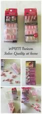 impress manicure salon quality at home just plum crazy