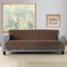 sure fit cotton duck box cushion loveseat slipcover u0026 reviews
