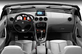 peugeot convertible peugeot 308 cc 200 technical details history photos on better