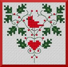 31 best cardinal cross stitch images on cross