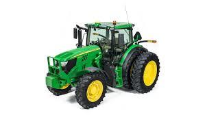 row crop tractors 6155m john deere ca