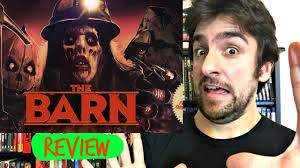 Barn Movie The Barn 2016 Movie Review 80s Horror Youtube
