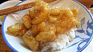 chinese thanksgiving recipes chinese honey chicken recipe at home with rebecka