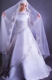 robe de mariã e pour femme voilã e robe mariée avec voile collection 2015 hijabook