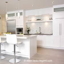 cuisines blanches armoires de cuisine blanches recherche cuisines