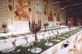 salle de mariage votre mariage dans un château de la loire château du rivau