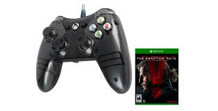 metal gear sold v amazon black friday deal buy an xbox one wired controller for 19 99 and get metal
