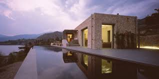 vacation home designs vacation house in kardamili messinia we design