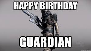 Brace Yourselves Meme Generator - happy birthday guardian destiny brace yourself meme generator