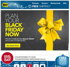 black friday best deals 2012 holiday 2012 part xi u2013 what one can learn from promtional email