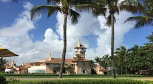 inside mara lago sinkhole forms in front of mar a lago metaphors pour in the