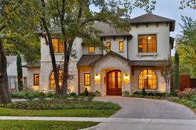 Southwestern Home Designs by Top Stone Exteriors For Homes Beautiful Home Design Creative With