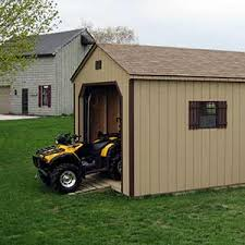 backyard garage garages meadowlark structures