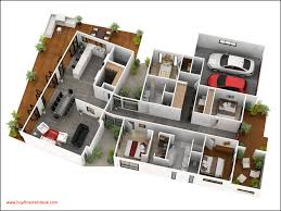 floor planer com haus 3d planer von architecture bed house floor plan small cool