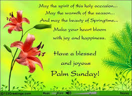 2016 happy palm sunday images wishes quotes for family happy