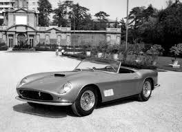 Ferrari California 1950 - ferrari 250 california 1957 cartype