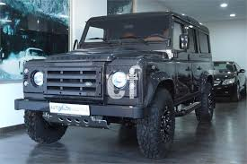 land rover 1992 used land rover defender cars spain