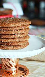 Ginger Doodle Feeding My Addiction Healthy Gingerdoodles Ginger Molasses Cookies